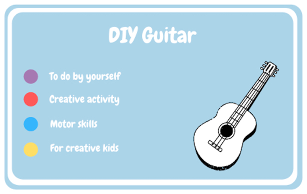 DIY guitarra