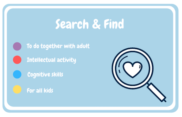 Search and find