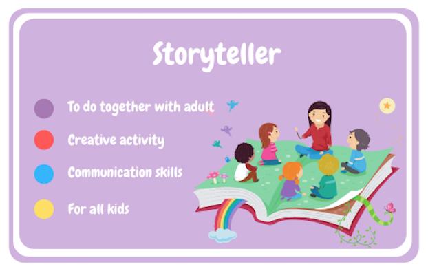 Contar histórias