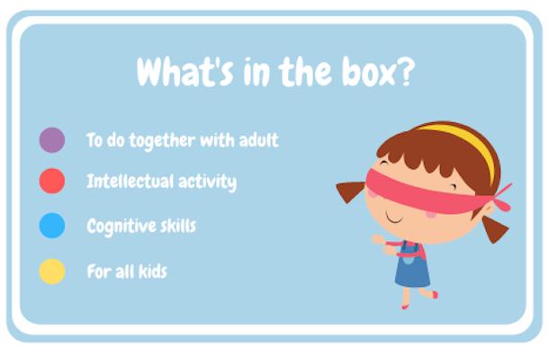 O que está na caixa
