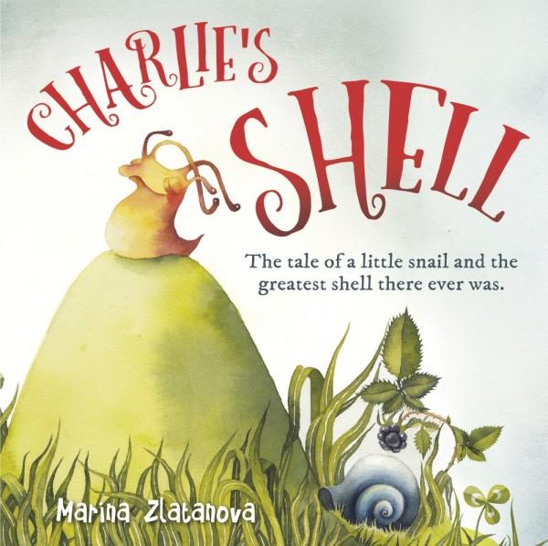 Charlie's Shell Australian Kids Books