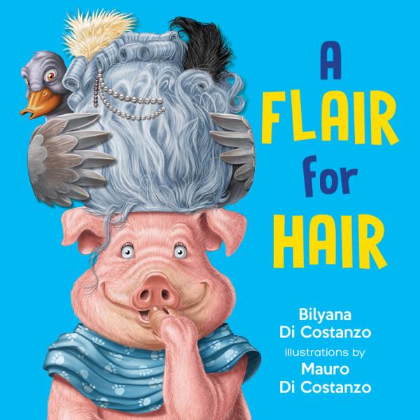 A Flair for Hair Australian Kids Books