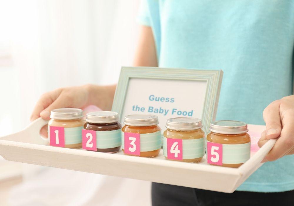 baby food taste testing