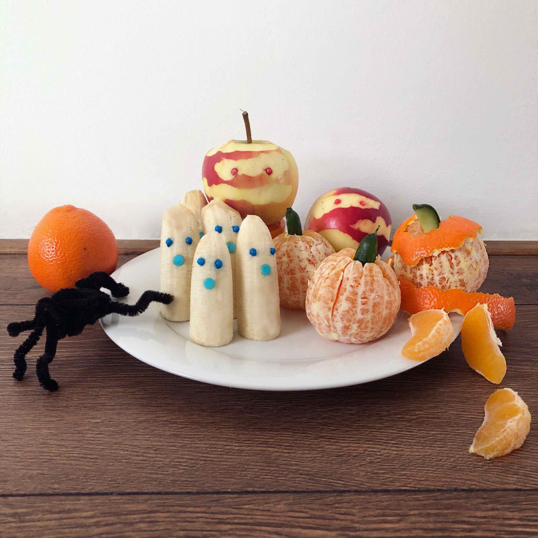 Snacks de Halloween