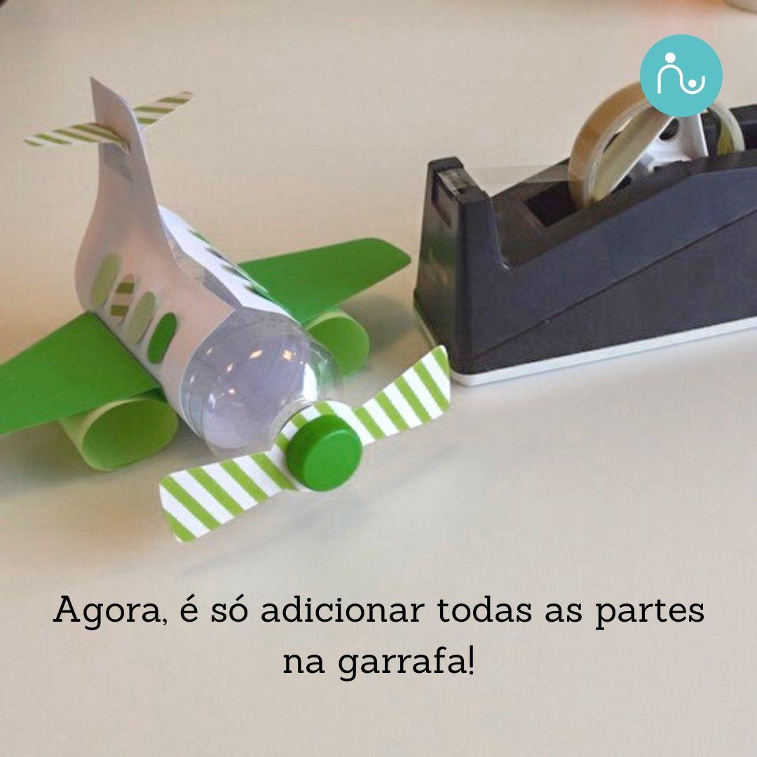 DIY Avião - 4