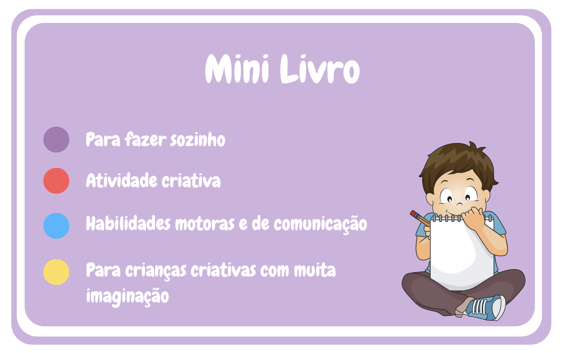 Mini Livro