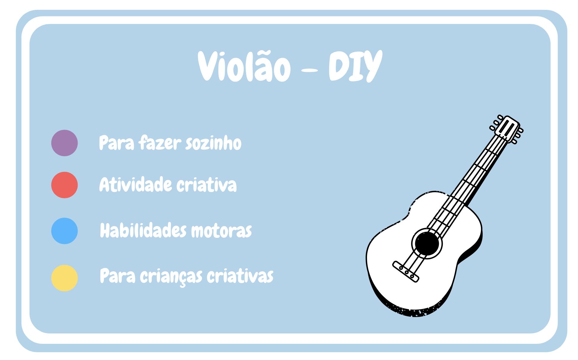 DIY violão