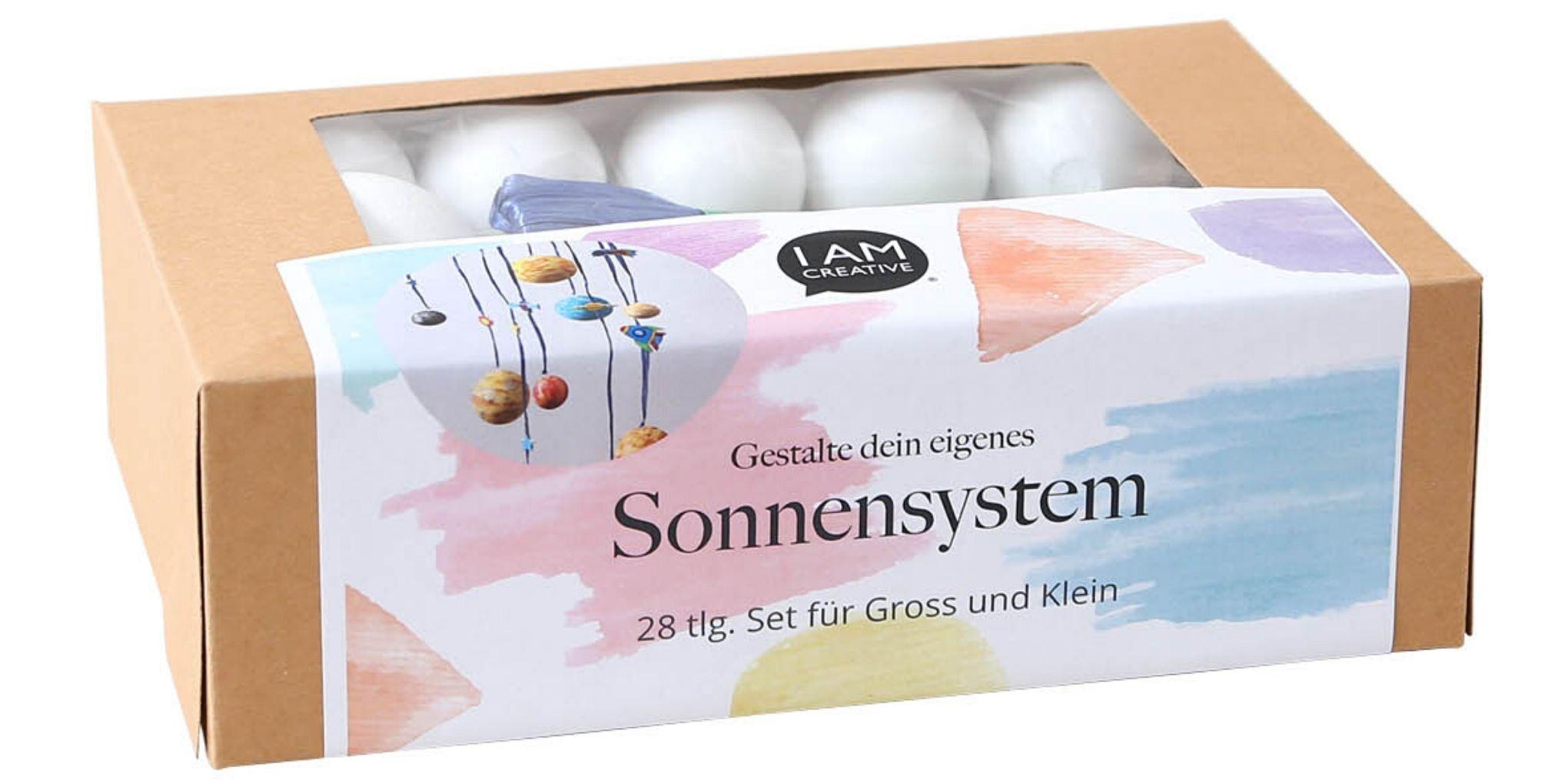 Sonnensystem Box