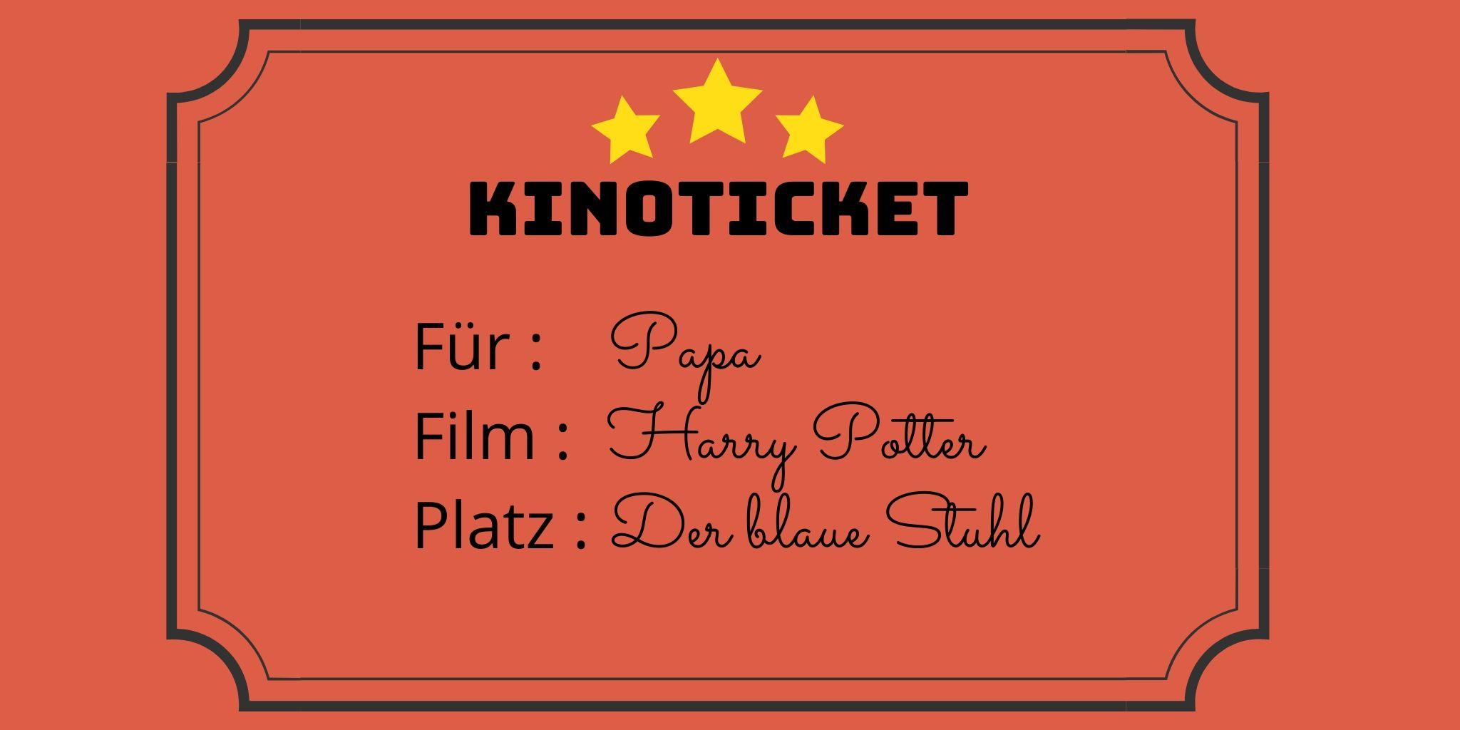 Kinoticket