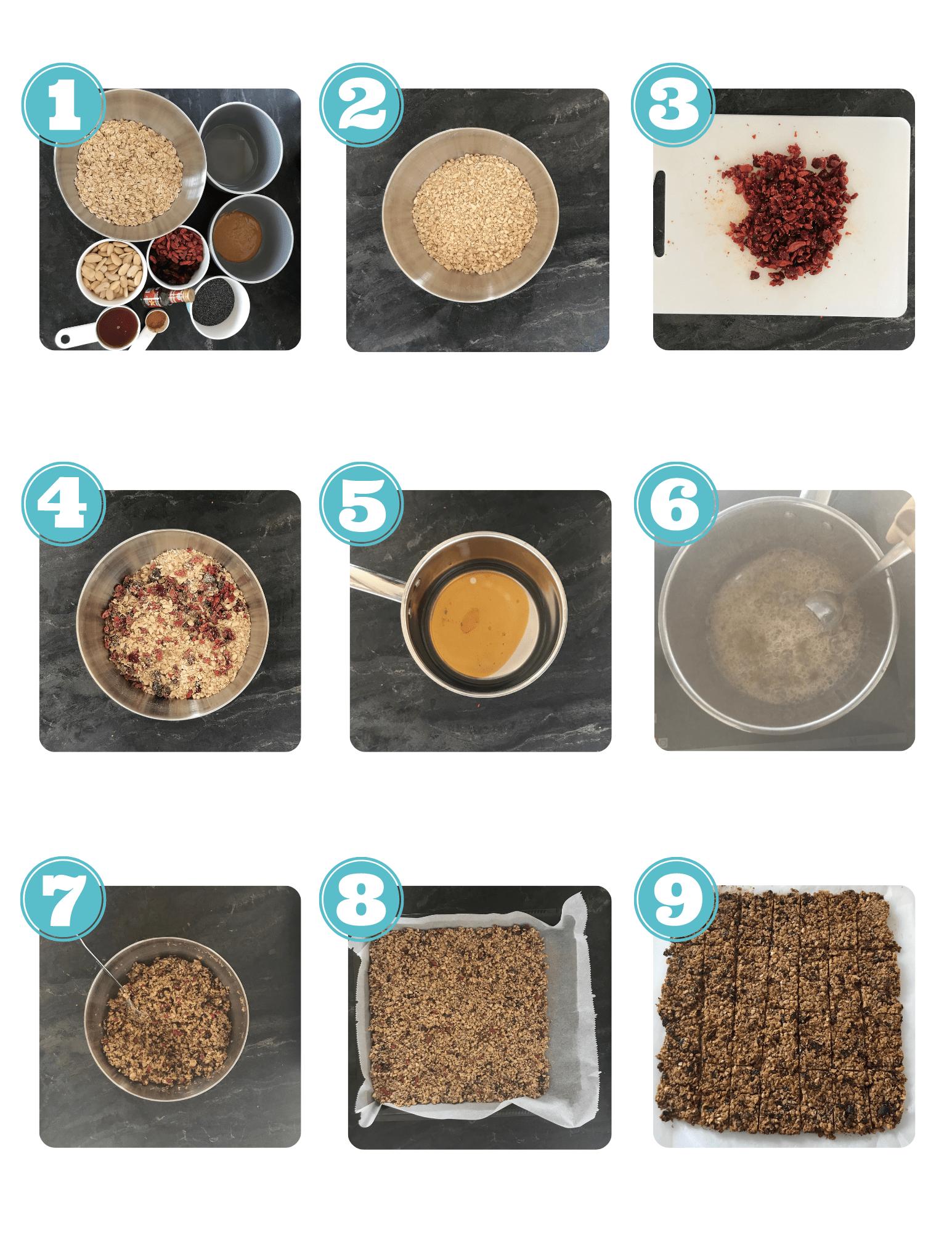 Muesli fatto in casa: 3 ricette sane per bambini
