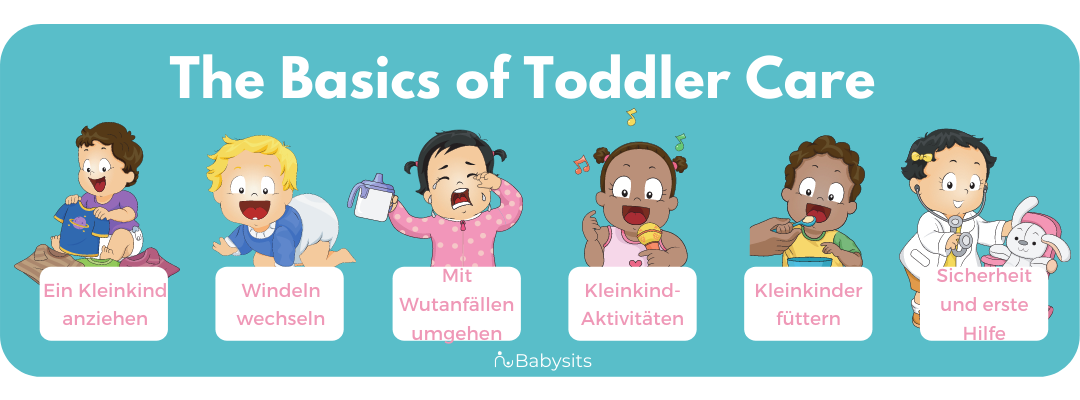 Grundlagen der Kleinkinderpflege
