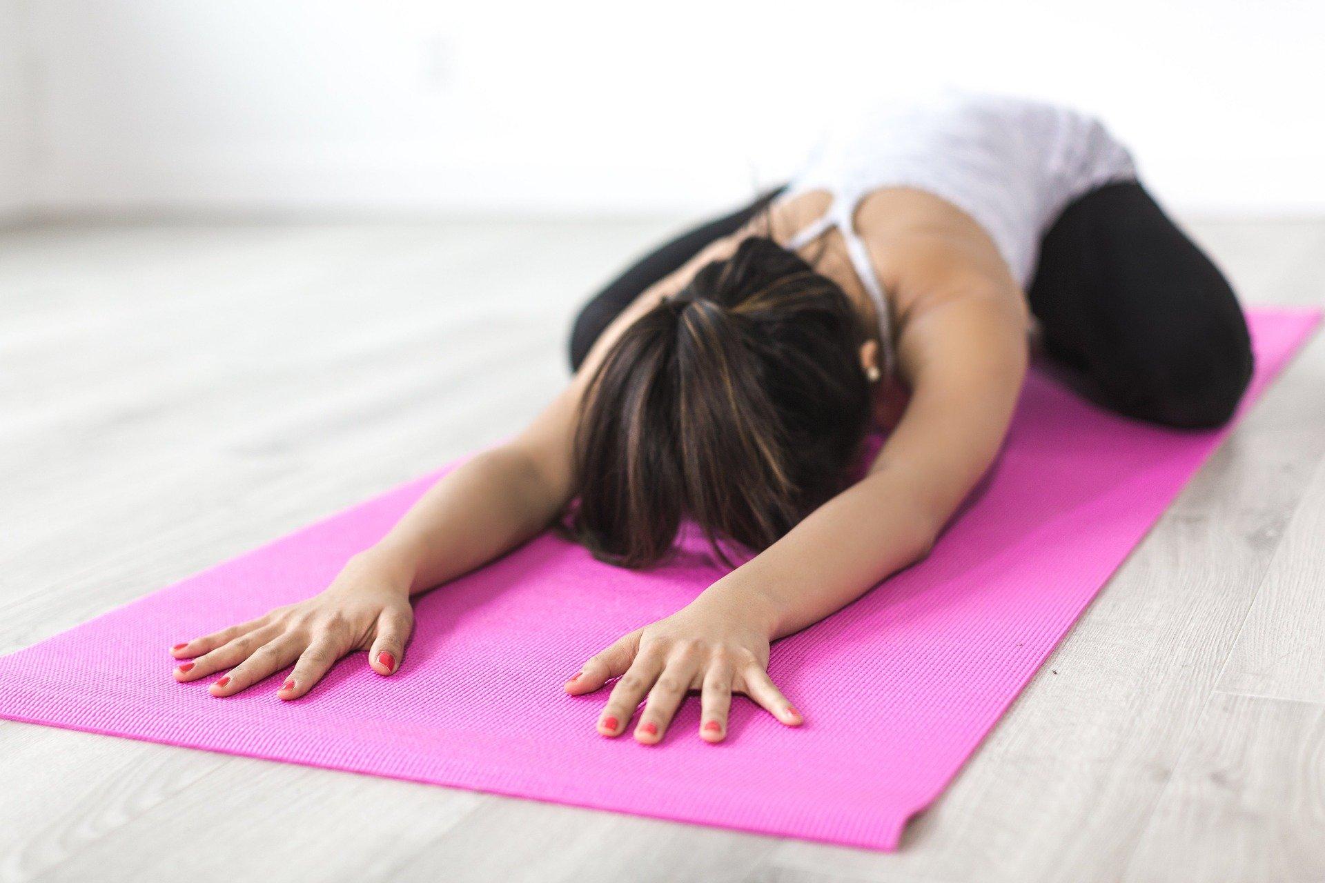 Yoga Kinder