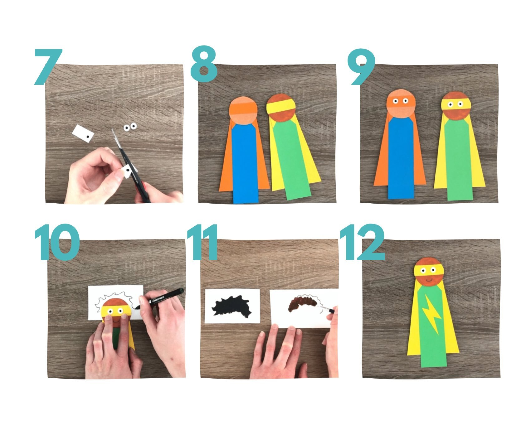 Fun and Easy Superhero Crafts for Kids