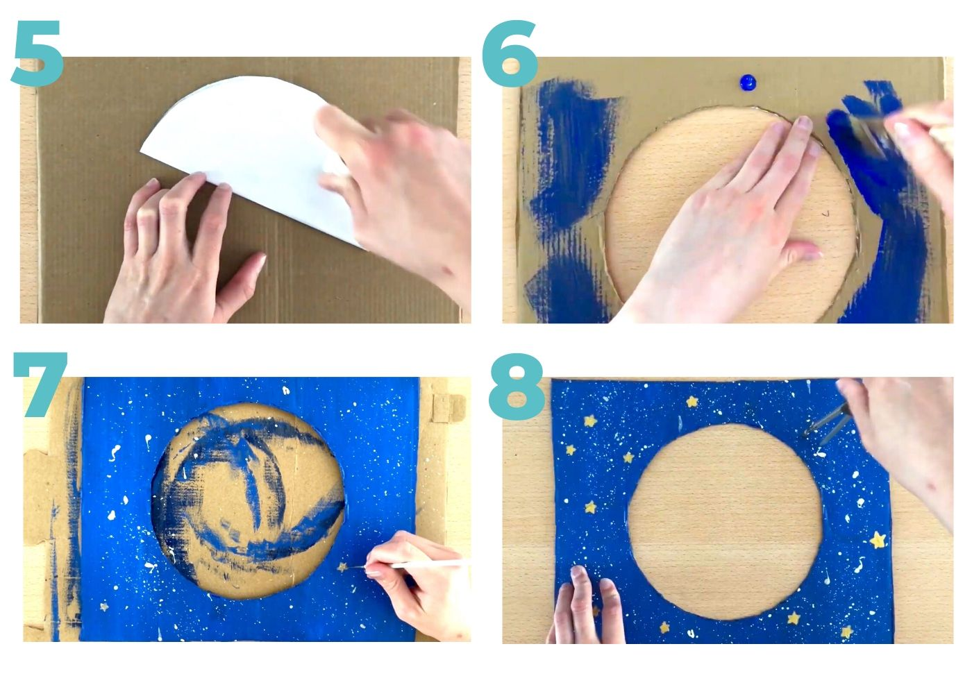 Moon Phases Real Science for Kids