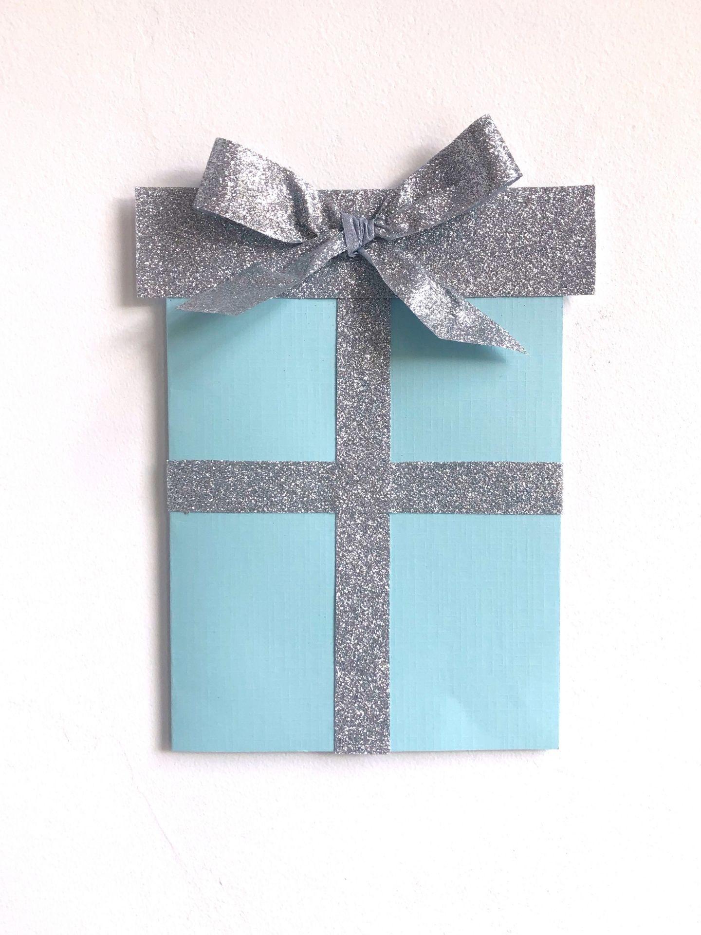 Cadeau kerstkaart