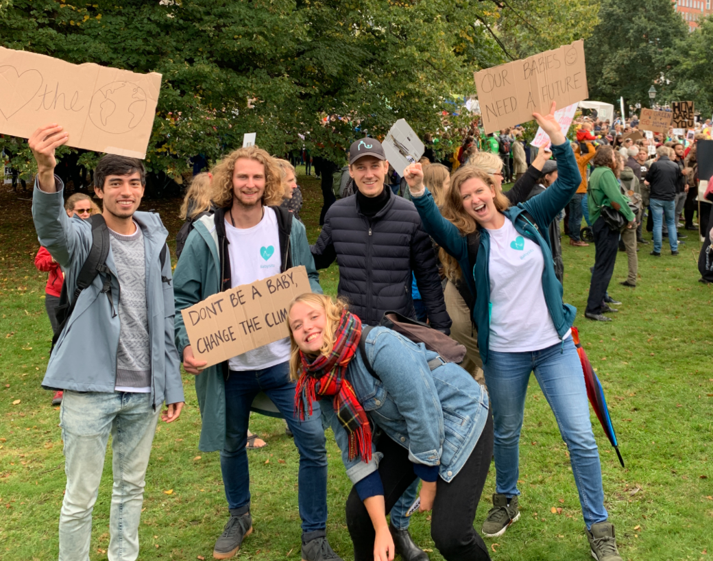 Fridays for future Babysits