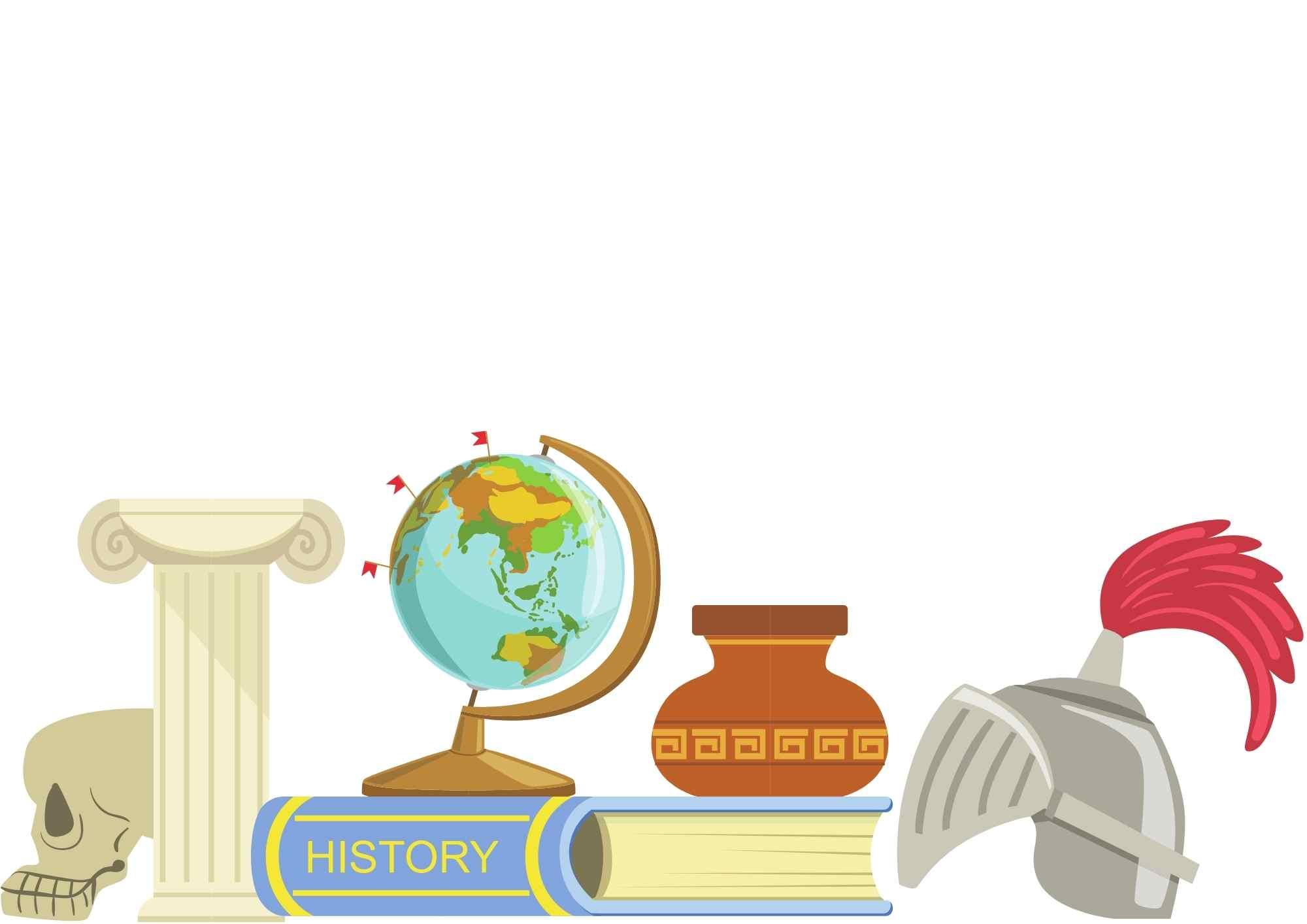 Teaching kids culture through history