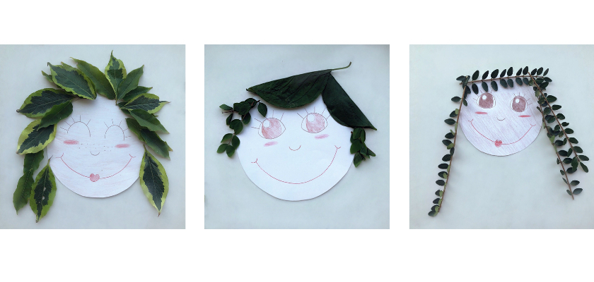leaf diy for kids
