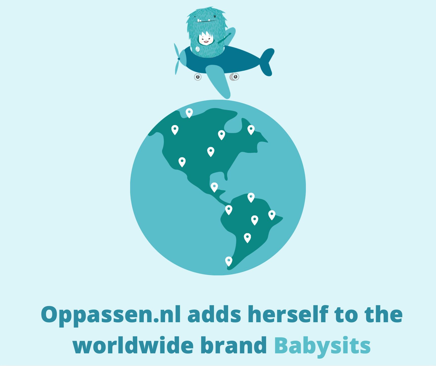 Oppassen.nl becomes Babysits.nl