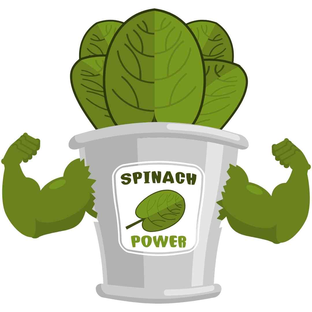 Strong Spinach