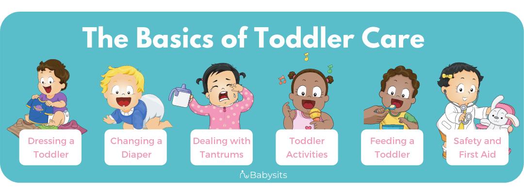 Basics of Toddler Care