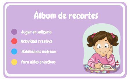 álbum de recortes