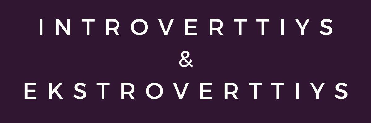 Introvertti tai ekstrovertti lapsi