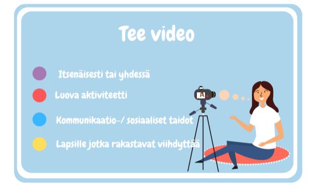 Tee video