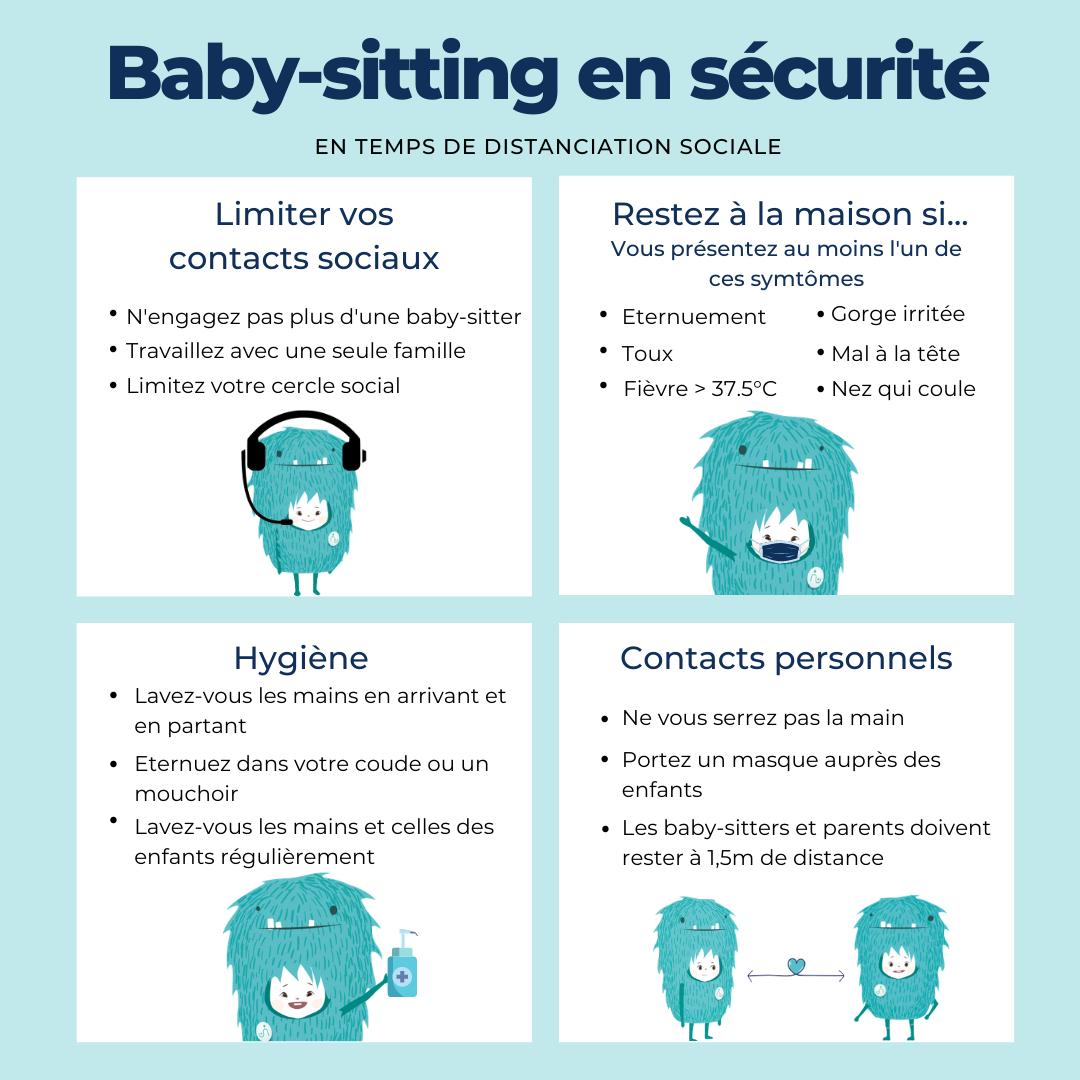 Baby-sitting en sécurité