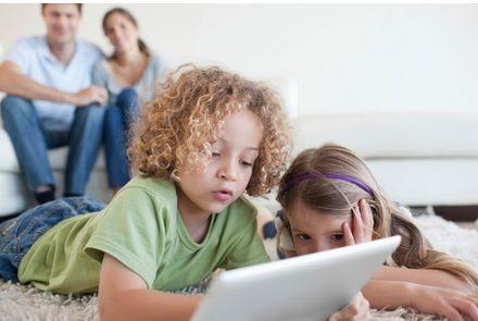Lecture digitale pour enfants