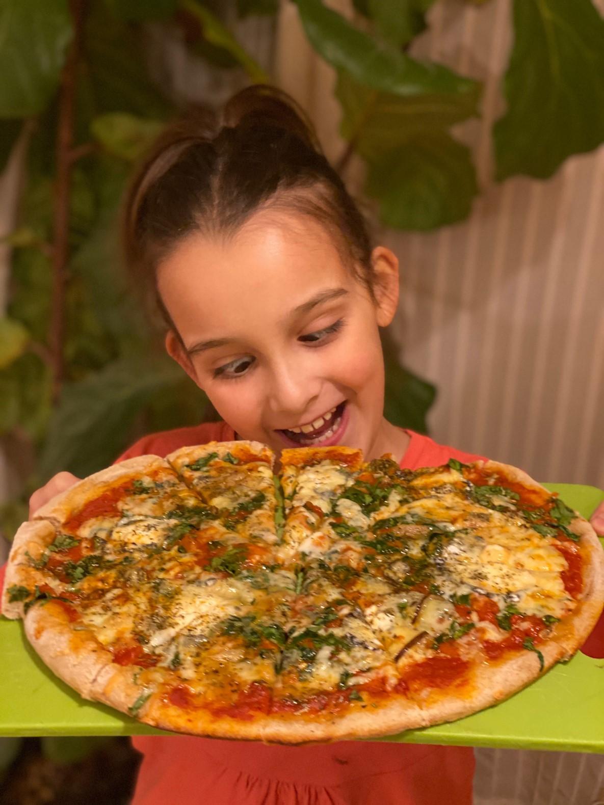 Recette pizza
