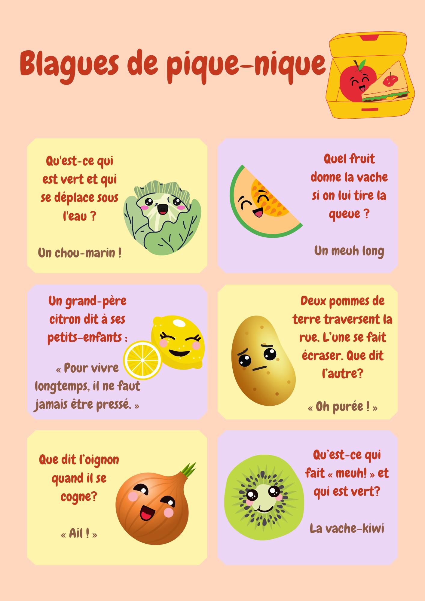 Printable Lunchbox Jokes