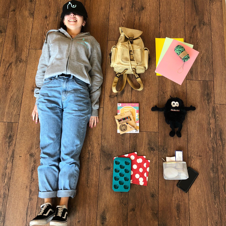 #Tetrischallenge babysitter taske