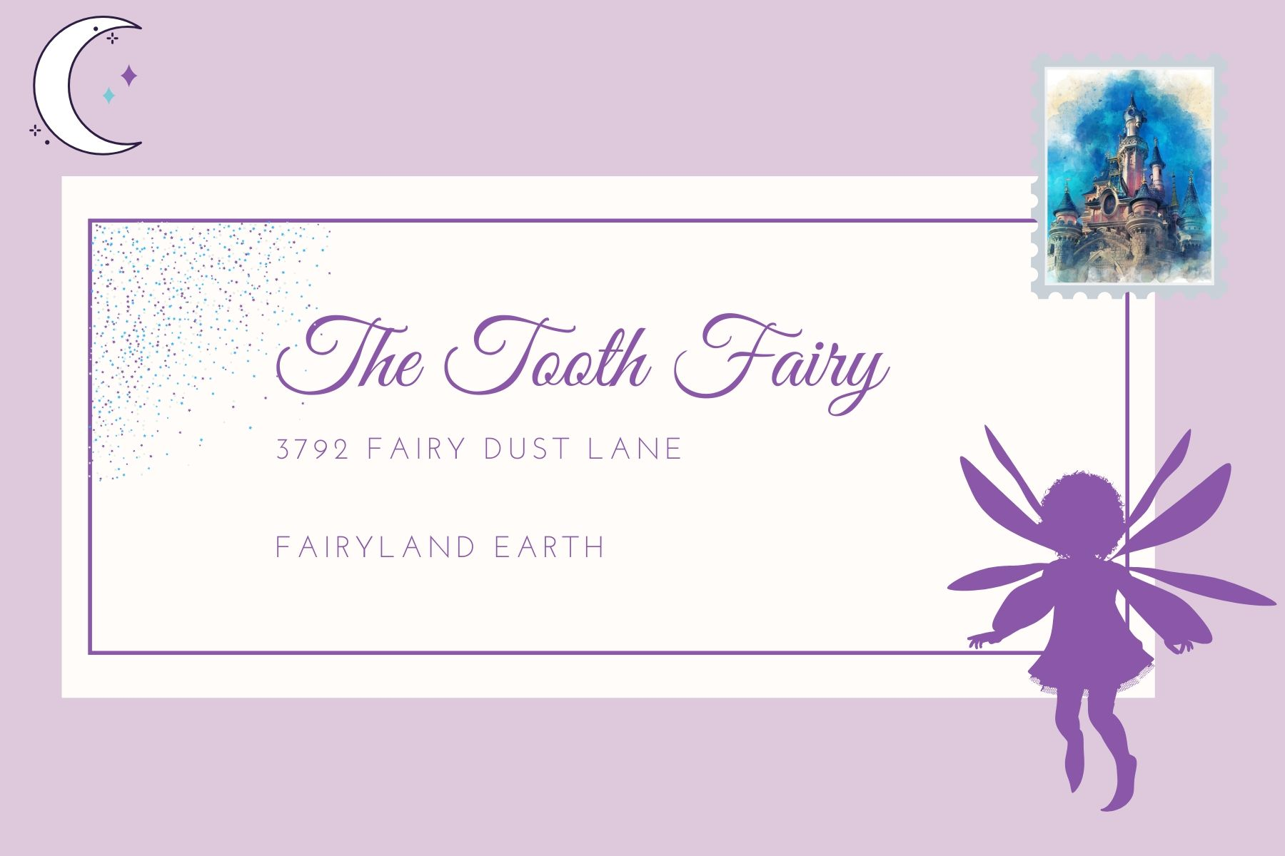 Where does the Tooth Fairy live?