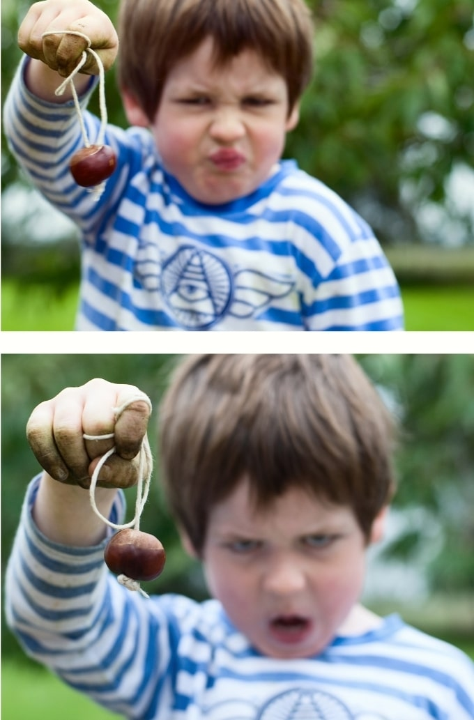 conkers game