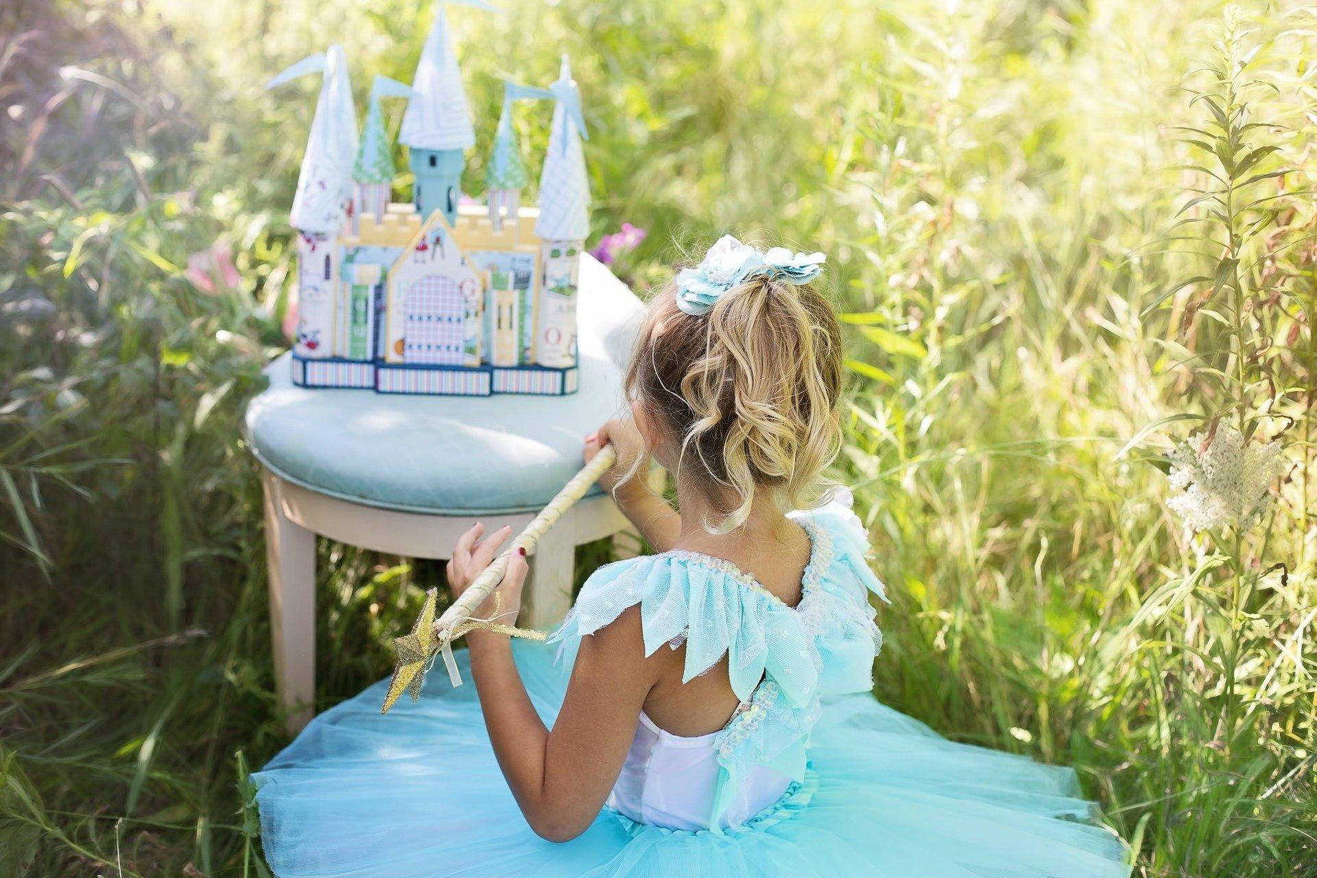 Enfant princesse