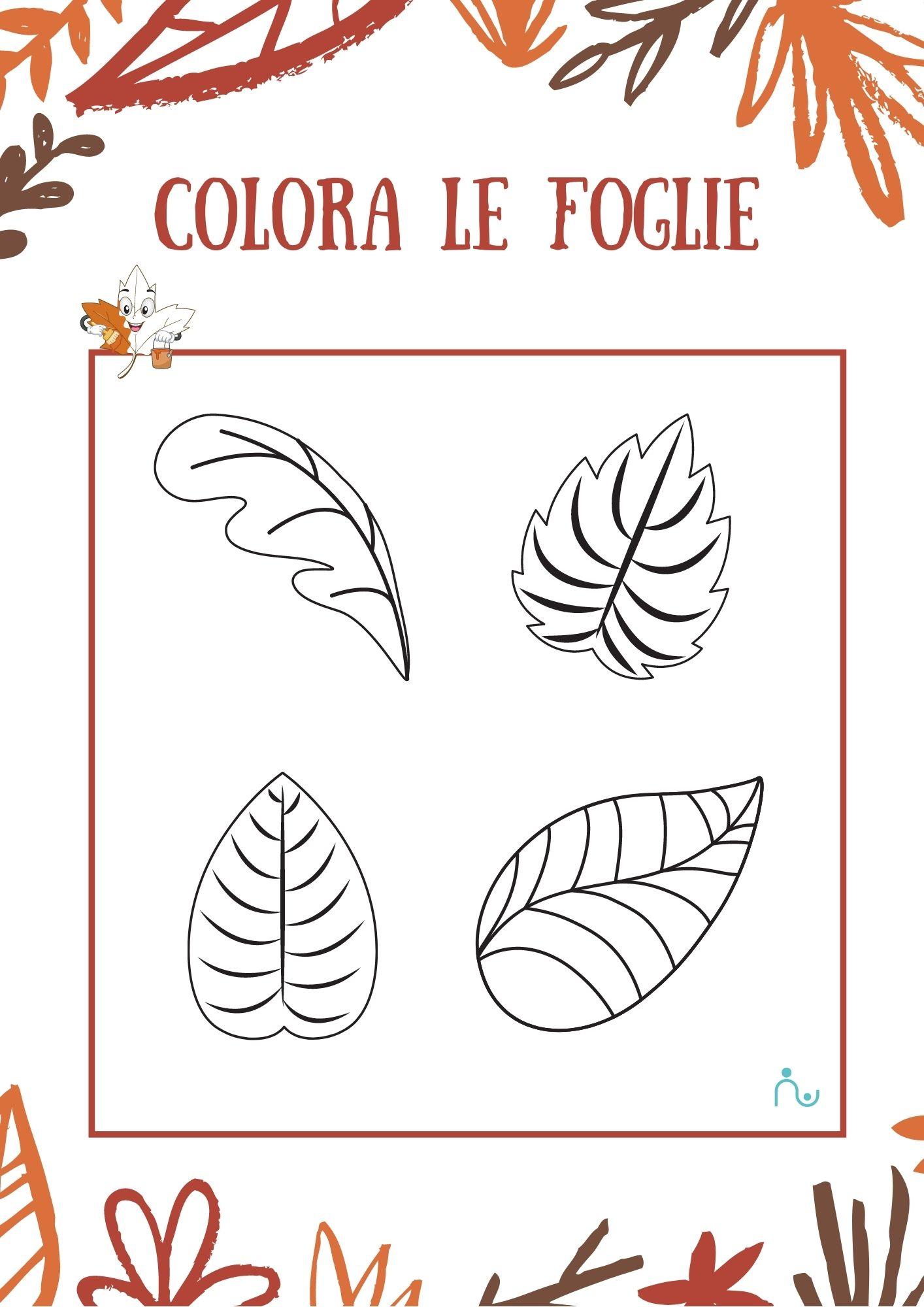 Come spiegare l'autunno ai bambini: perché le foglie cadono e hanno colori diversi?