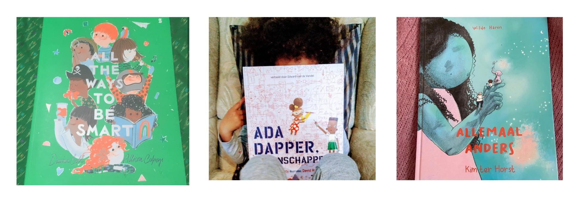 Boeken over diversiteit voor kinderen