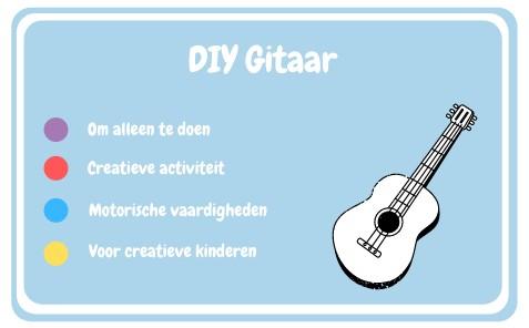 DIY gitaar