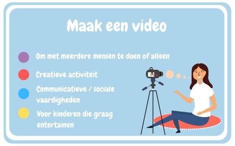 Maak een video