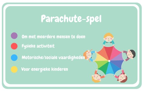 Parachute-spel