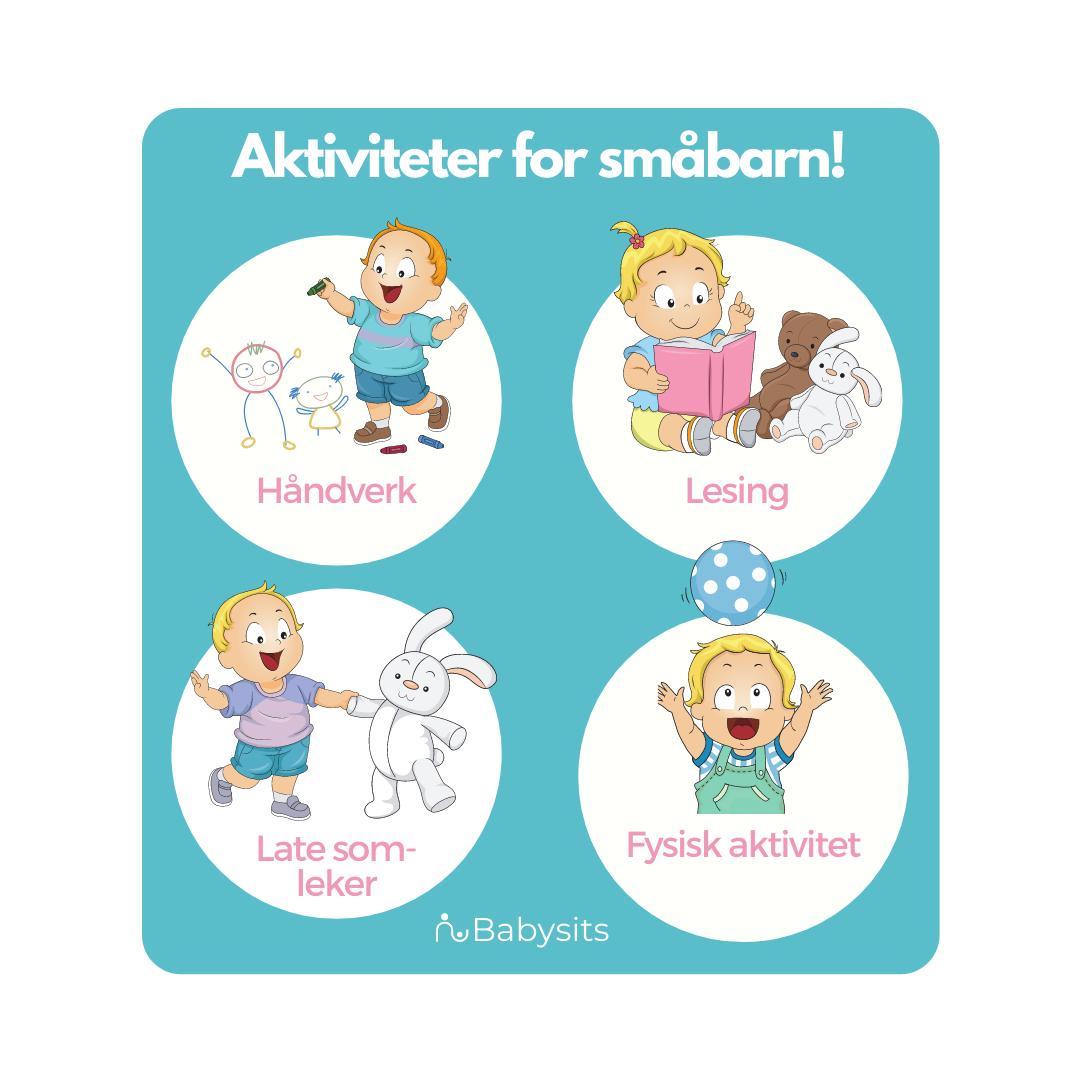 aktiviteter for småbarn