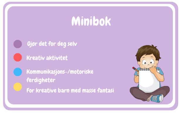 Minibok