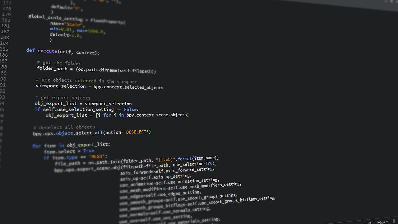 python kodeprogram