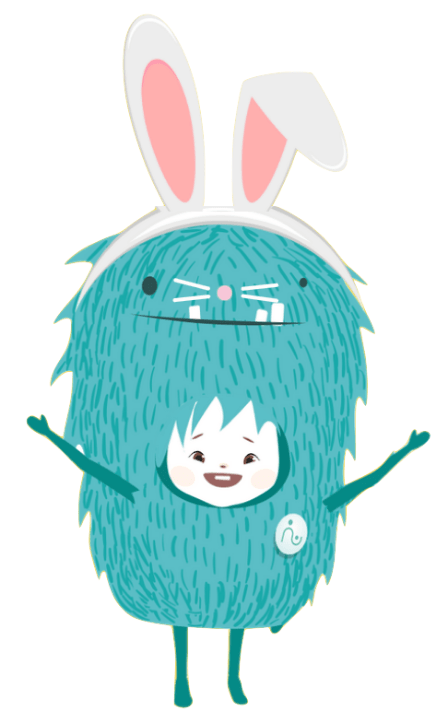 easter bunny Barry