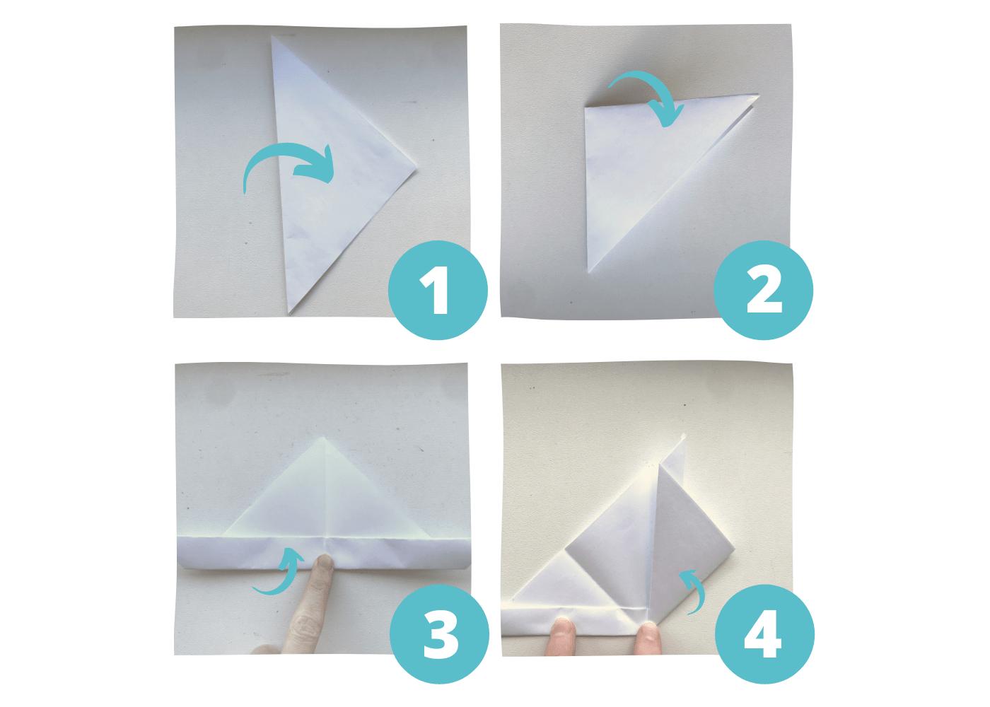 origami bunny rabbit instructions