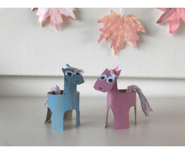 toilet paper roll crafts unicorn craft