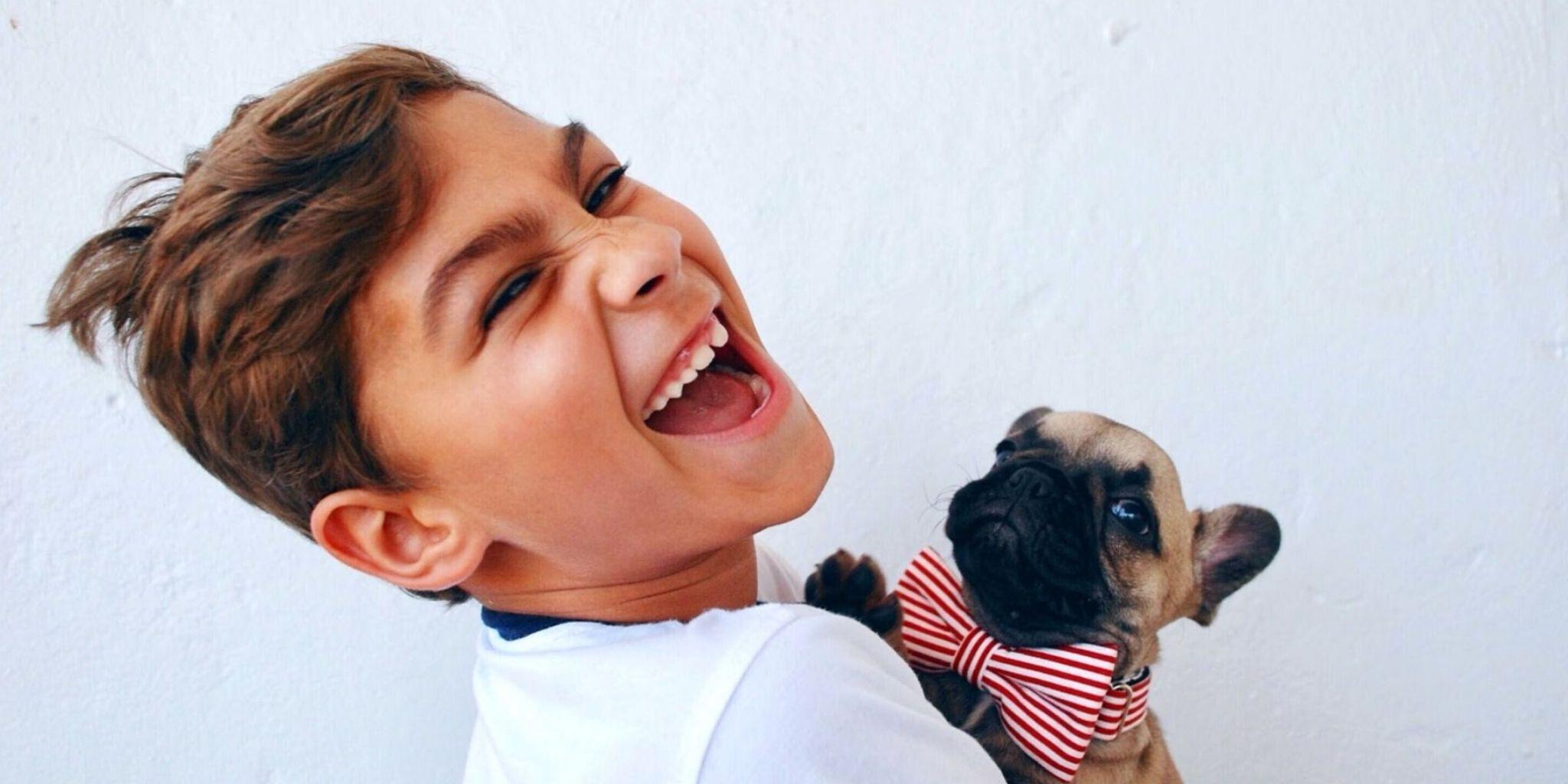 Jak si vybrat rodinného psa