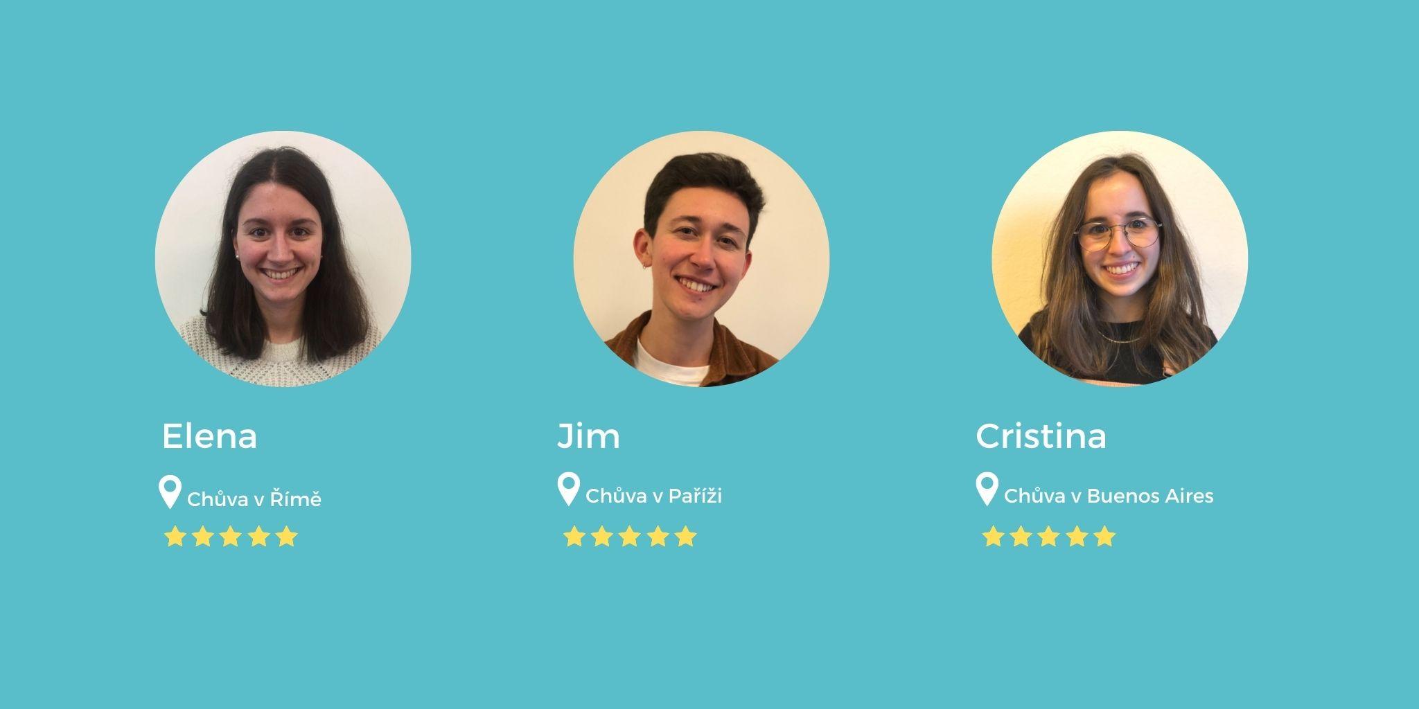 Tipy pro chůvy na skvělý profilový obrázek