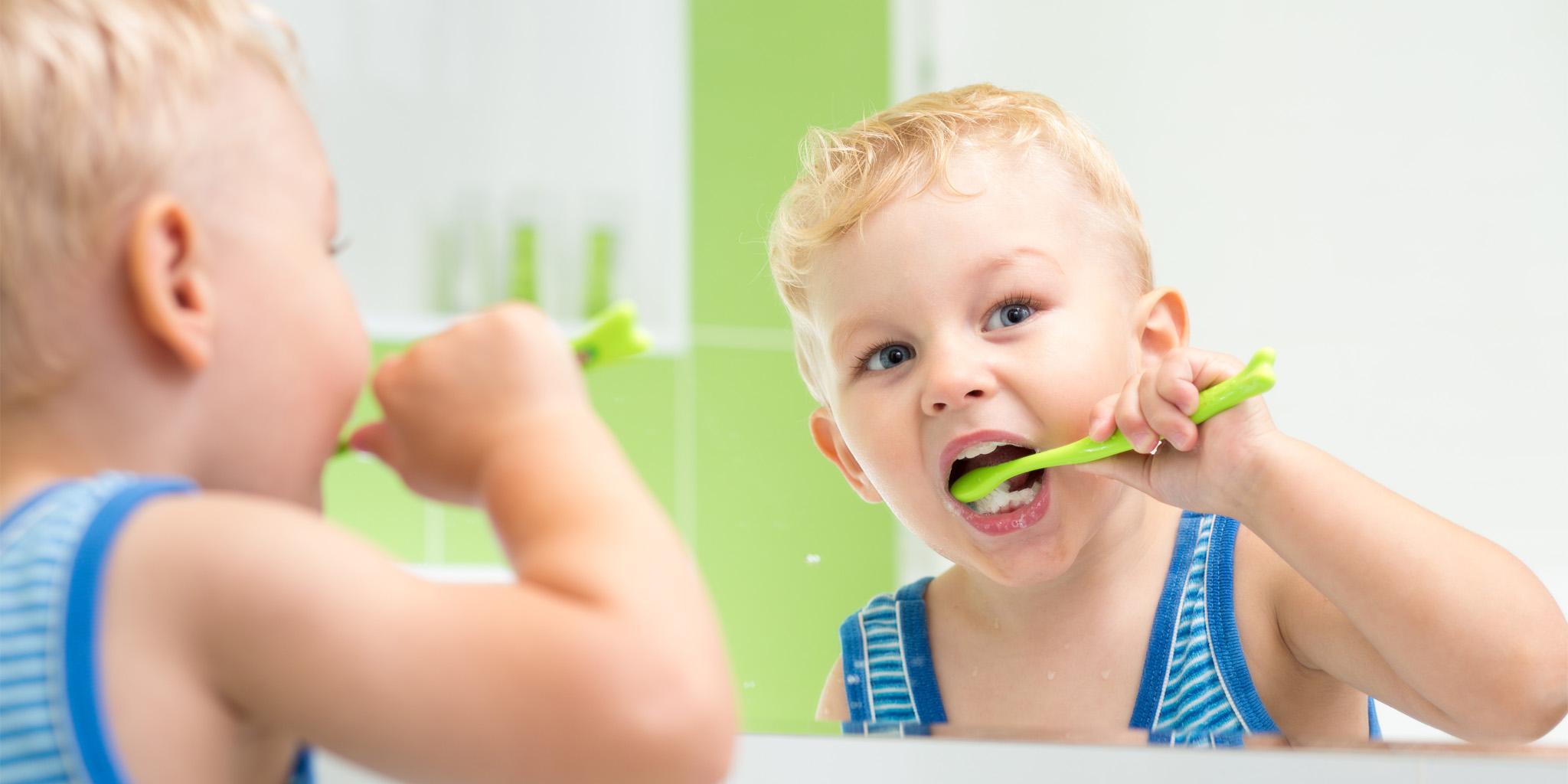 Morgenrutine idéer til børn